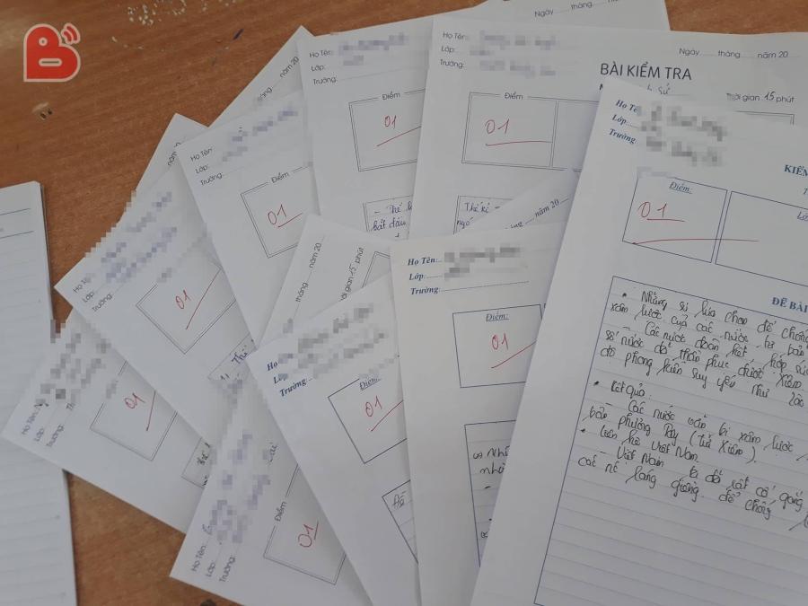 Học sinh Hà Nội đồng loạt bị 1 điểm môn Lịch sử, cô giáo tiết lộ đáp án dễ bất ngờ - Ảnh 1.