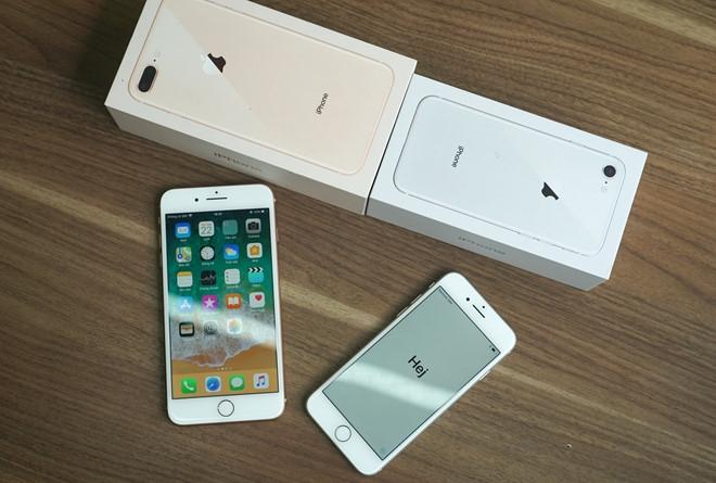 iPhone 8 ban lock ve VN nho giot vi loi SIM ghep hinh anh 1