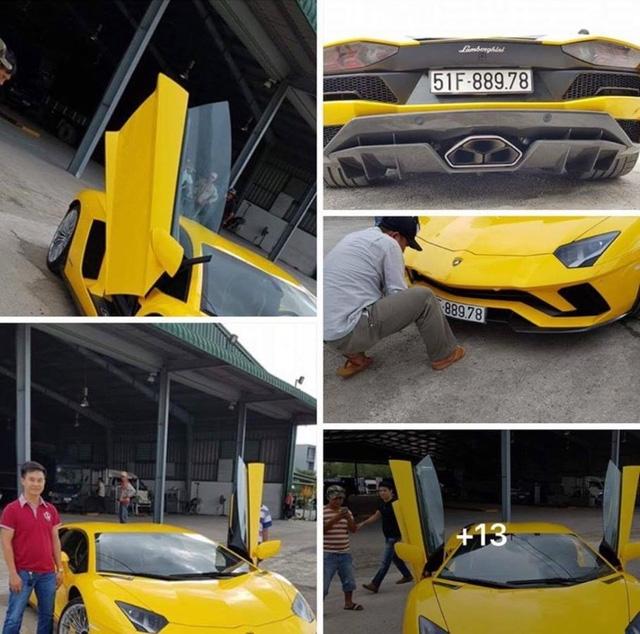 Lamborghini Aventador S độc nhất Việt Nam của đại gia quận 12 đã ra biển trắng, giá ước tính 48 tỷ Đồng - Ảnh 2.
