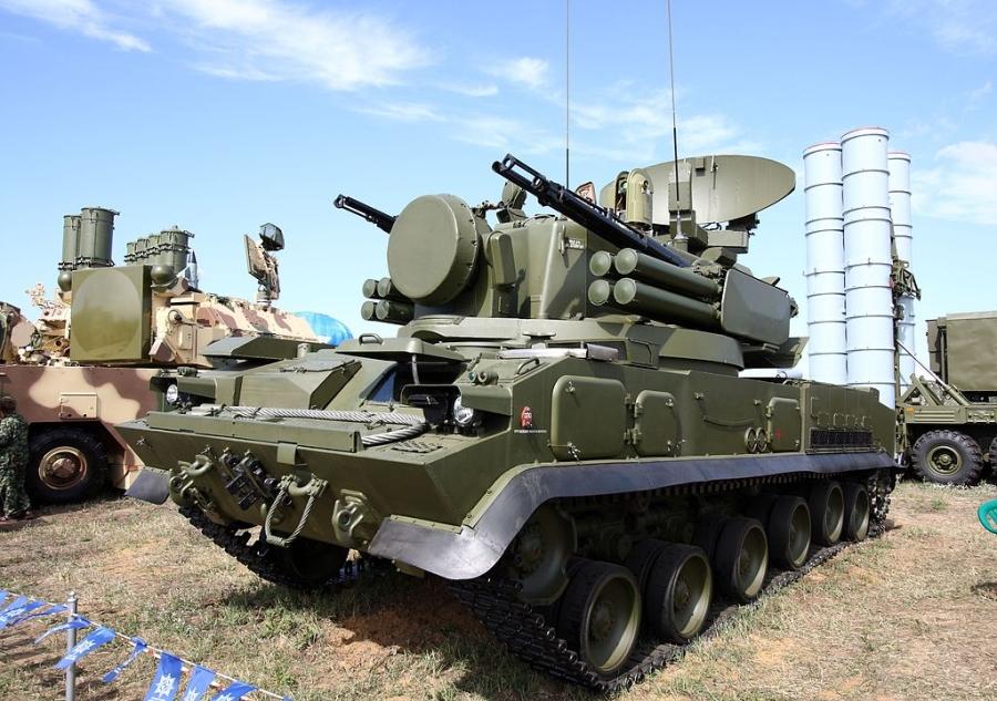 Thế giới - Những vũ khí diệt máy bay khủng khiếp nhất của Nga khiến NATO run sợ (Hình 2).