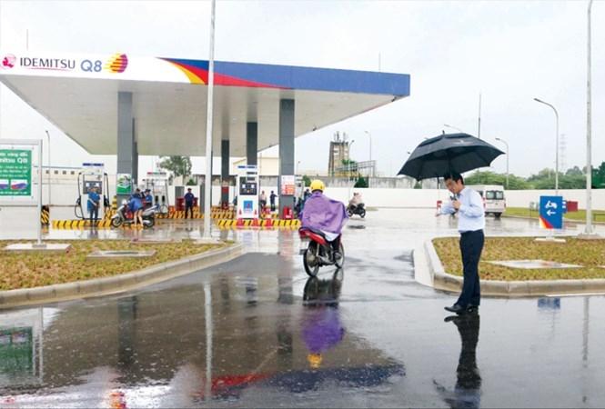 Xăng dầu Hàn Quốc ồ ạt về Việt Nam: Lo thất thu thuế - ảnh 1
