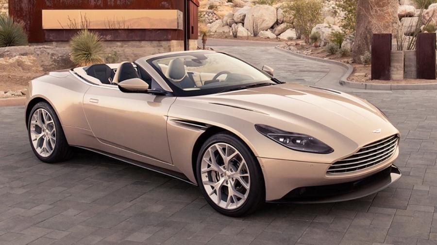 Xe sang Aston Martin DB11 mui tran chinh thuc mo ban hinh anh 1