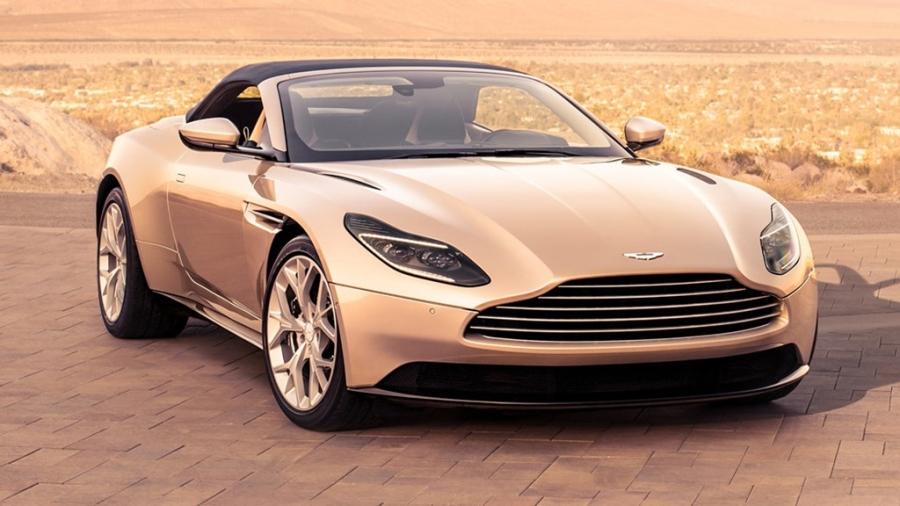 Xe sang Aston Martin DB11 mui tran chinh thuc mo ban hinh anh 4