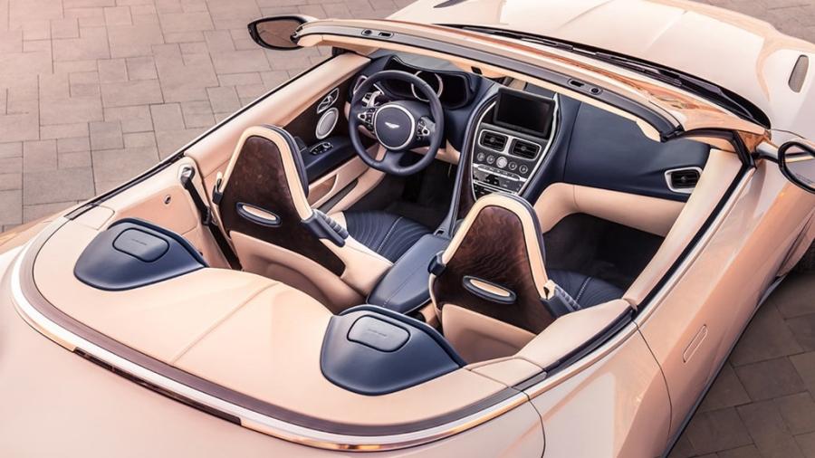 Xe sang Aston Martin DB11 mui tran chinh thuc mo ban hinh anh 6