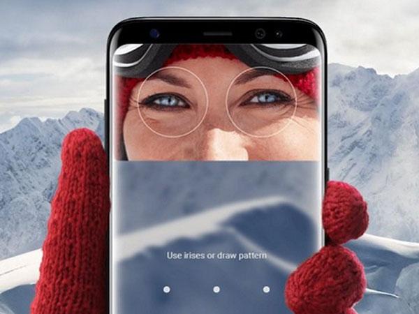 Galaxy S9 nhận dạng khuôn mặt 3D như iPhone X