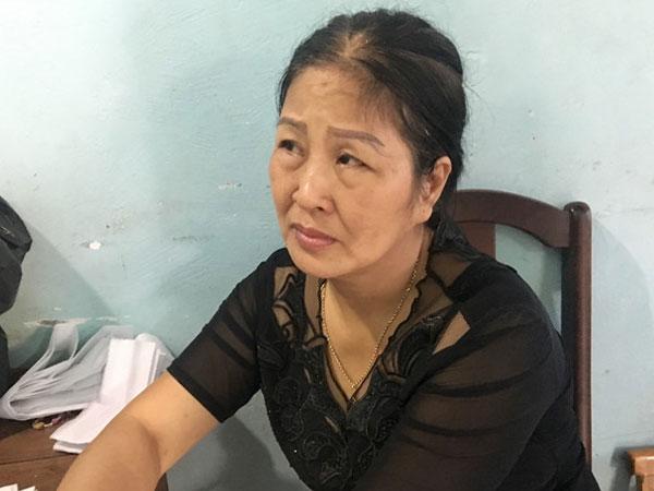 Mẹ nam sinh Hutech tử nạn: