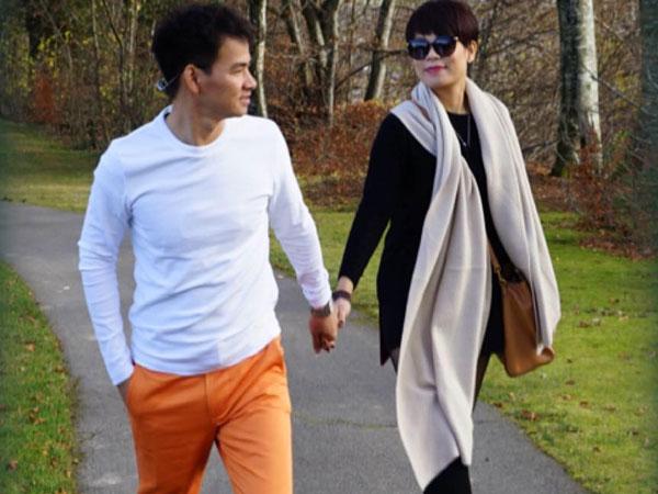 Vợ chồng Xuân Bắc đăng ảnh tay trong tay, xoá tin đồn mâu thuẫn vì Kim Oanh