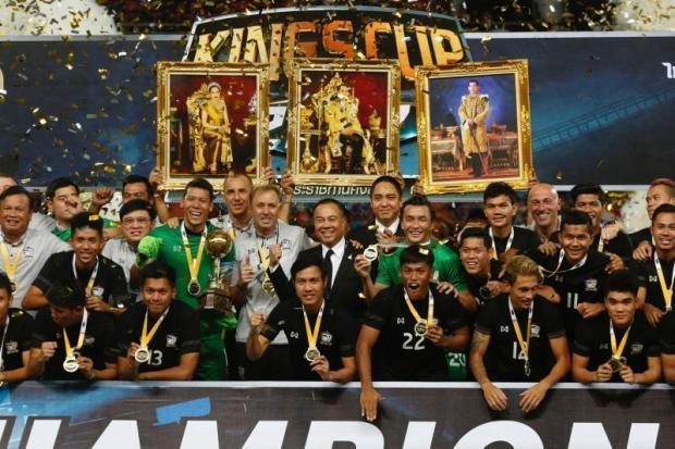 Dưới thời HLV Rajevac, đội tuyển Thái Lan giàu tính cạnh tranh