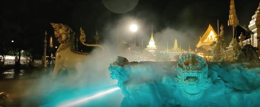 Có gì trong lễ tang 30 triệu USD của cố vương Thái Lan Bhumibol Adulyadej? - Ảnh 7.