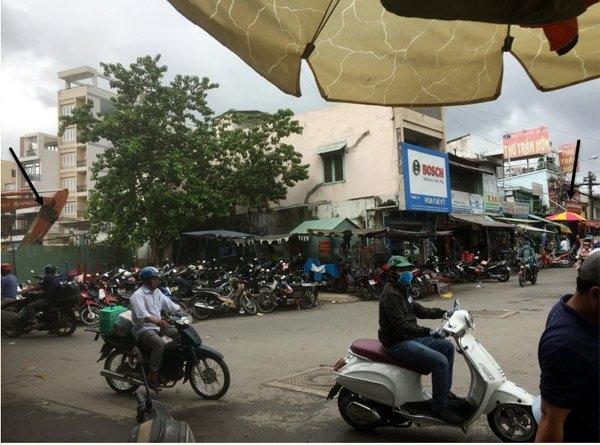 Sài Gòn xưa,Cầu Ba Cẳng,Đại Cathay