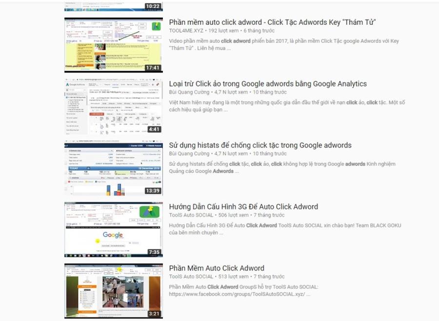 Dot tien vao Google Adwords voi 'click tac' tai VN hinh anh 4