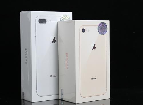iPhone 8 và 8 Plus chính hãng năm nay lên kệ sớm.