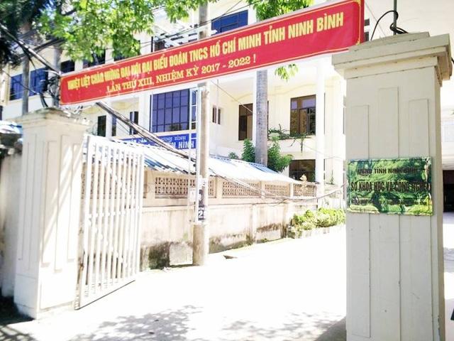 Sở Khoc học và Công nghệ Ninh Bình bổ nhiệm thần tốc hàng loạt cán bộ.