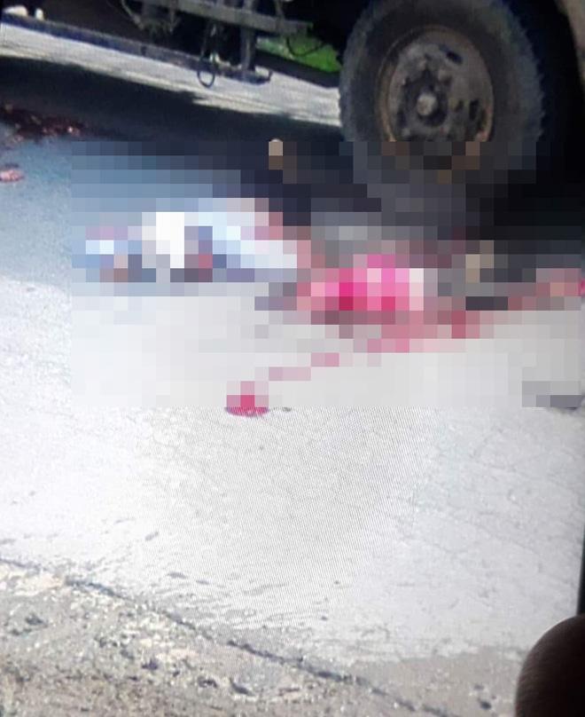 Tai nạn đau lòng: Tránh chó chạy rông, gia đình 4 người thương vong dưới bánh xe tải - Ảnh 3.