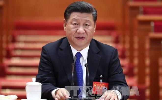 Tổng Bí thư, Chủ tịch Tập Cận Bình đọc báo cáo chính trị trình Đại hội XIX