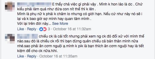 """vo dam khoe canh cham chong say ruou, nao ngo bi dan mang nem da """"sap mat"""" - 5"""
