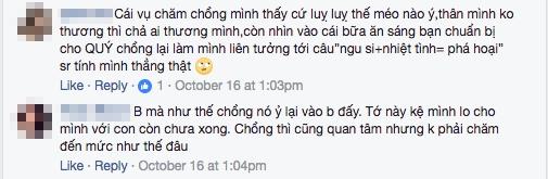 """vo dam khoe canh cham chong say ruou, nao ngo bi dan mang nem da """"sap mat"""" - 9"""