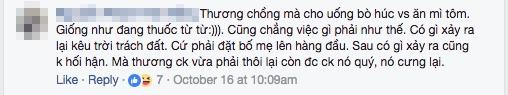 """vo dam khoe canh cham chong say ruou, nao ngo bi dan mang nem da """"sap mat"""" - 12"""