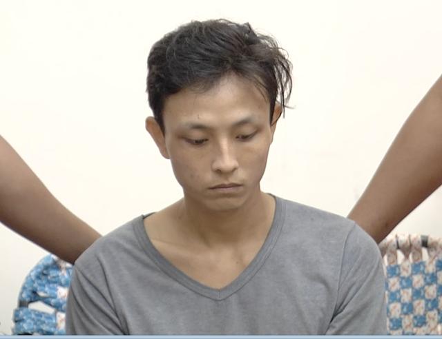 Nguyễn Hữu Lộc - nghi can trực tiếp ra tay