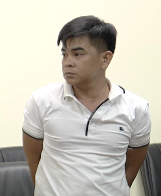 Nguyễn Quốc Huy là nghi can cầm đầu băng nhóm.