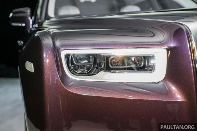 Xe siêu sang Rolls-Royce Phantom 2018 ra mắt Đông Nam Á với giá chưa thuế từ 11,8 tỷ Đồng - Ảnh 5.