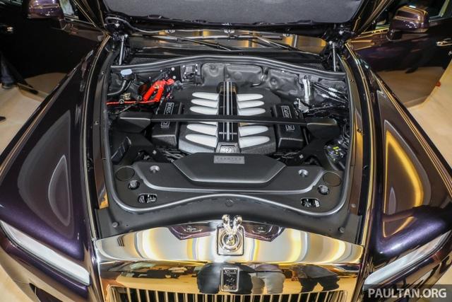 Xe siêu sang Rolls-Royce Phantom 2018 ra mắt Đông Nam Á với giá chưa thuế từ 11,8 tỷ Đồng - Ảnh 17.