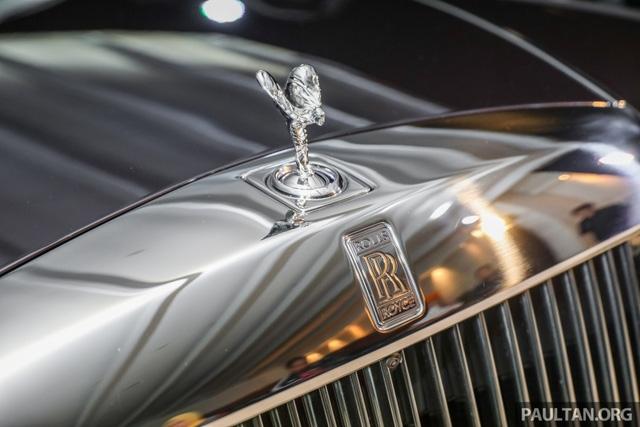 Xe siêu sang Rolls-Royce Phantom 2018 ra mắt Đông Nam Á với giá chưa thuế từ 11,8 tỷ Đồng - Ảnh 20.