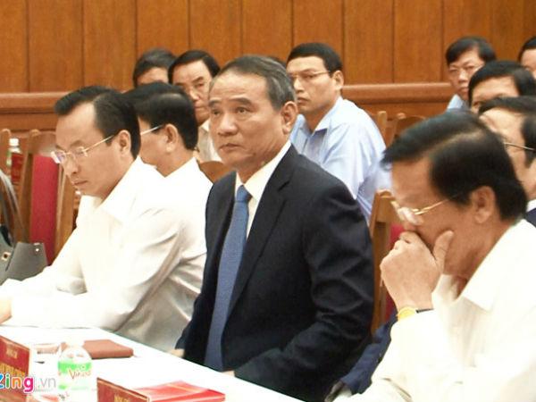 Tân Bí thư Đà Nẵng giữ chức Bí thư Đảng ủy Quân sự thay ông Xuân Anh