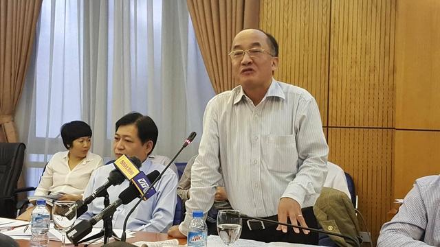 Ông Đặng Thanh Sơn - Cục trưởng Cục Xử lý vi phạm hành chính và theo dõi thi hành pháp luật (Bộ Tư pháp)