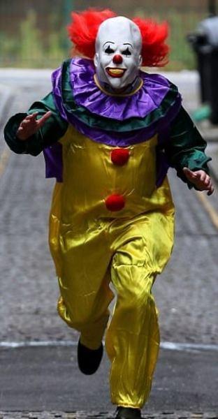 Cảnh sát Mỹ ra khuyến cáo đặc biệt về chú hề ma quái trong dịp Halloween - Ảnh 1.