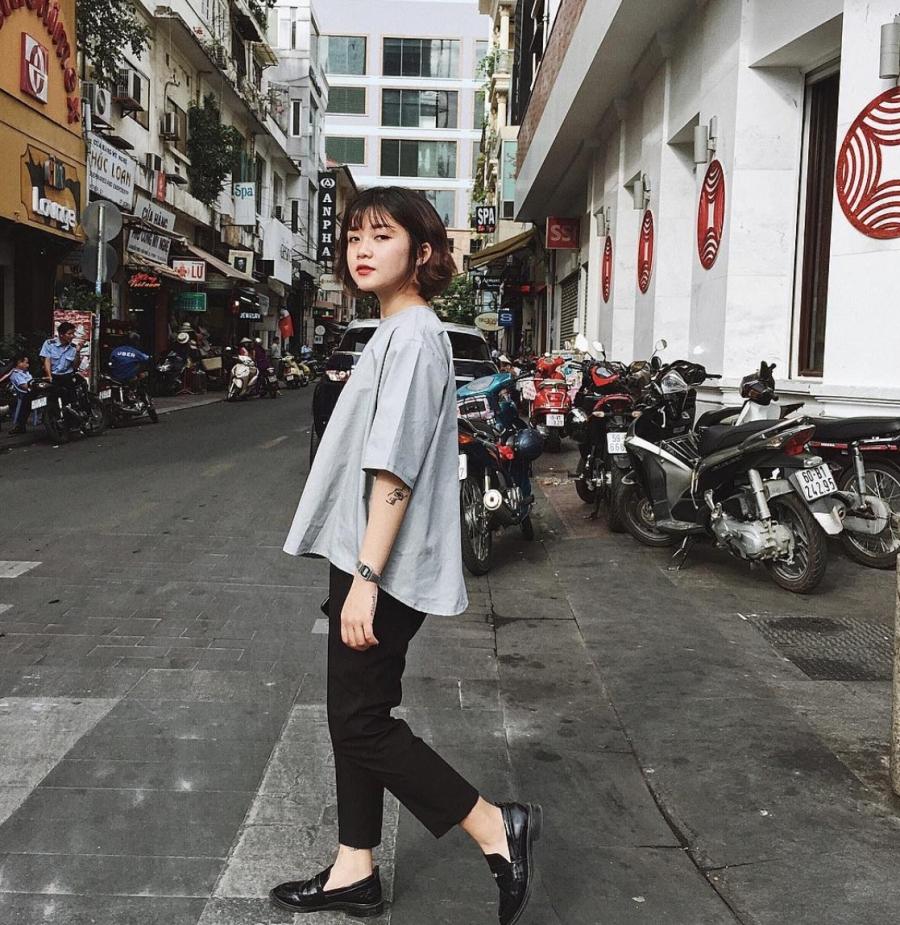 Cô nàng Pleiku đang siêu hot trên Instagram: Không chỉ xinh mà còn nổi bần bật vì cao đúng 1m50 - Ảnh 2.