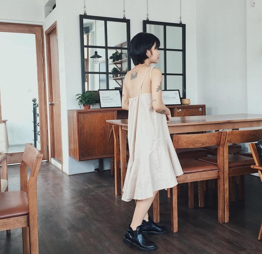 Cô nàng Pleiku đang siêu hot trên Instagram: Không chỉ xinh mà còn nổi bần bật vì cao đúng 1m50 - Ảnh 7.