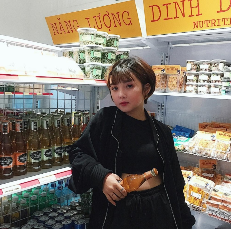 Cô nàng Pleiku đang siêu hot trên Instagram: Không chỉ xinh mà còn nổi bần bật vì cao đúng 1m50 - Ảnh 9.