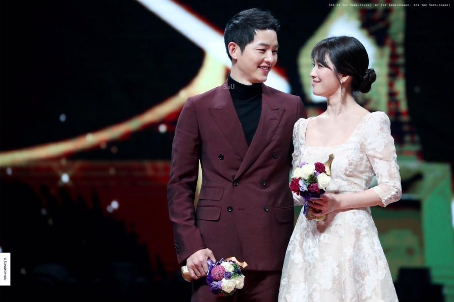 Đám cưới Song Joong Ki và Song Hye Kyo được tổ chức ở lễ đường hoành tráng bậc nhất Hàn Quốc, xem ai mà không choáng! - Ảnh 1.