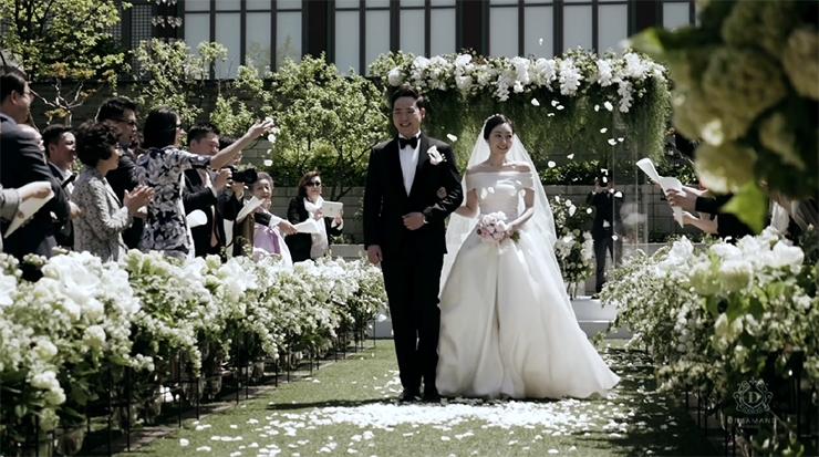 Đám cưới Song Joong Ki và Song Hye Kyo được tổ chức ở lễ đường hoành tráng bậc nhất Hàn Quốc, xem ai mà không choáng! - Ảnh 7.