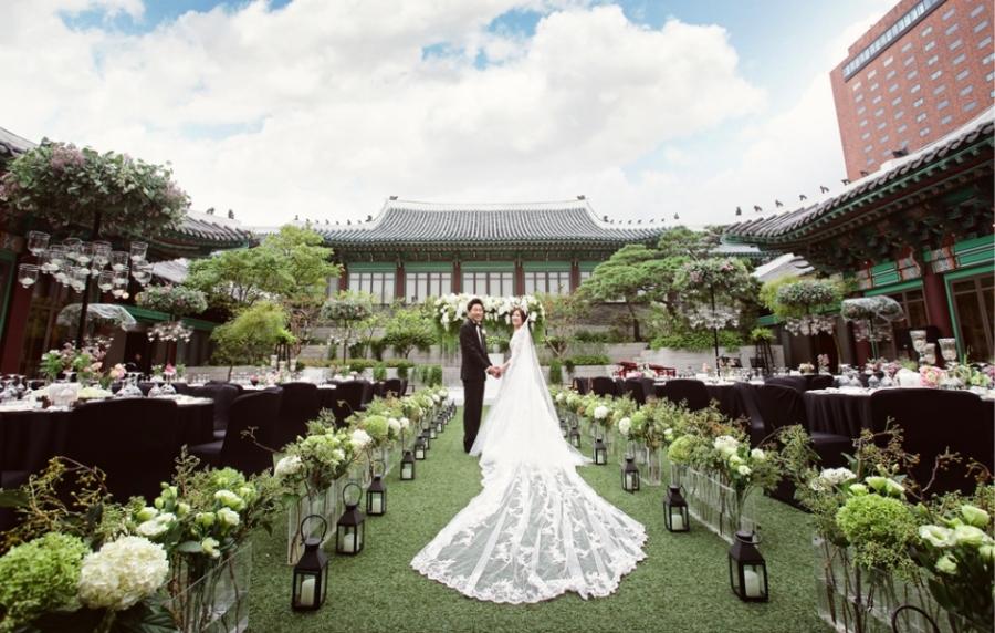 Đám cưới Song Joong Ki và Song Hye Kyo được tổ chức ở lễ đường hoành tráng bậc nhất Hàn Quốc, xem ai mà không choáng! - Ảnh 8.