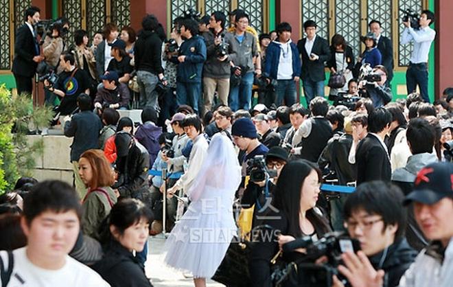 Đám cưới Song Joong Ki và Song Hye Kyo được tổ chức ở lễ đường hoành tráng bậc nhất Hàn Quốc, xem ai mà không choáng! - Ảnh 18.