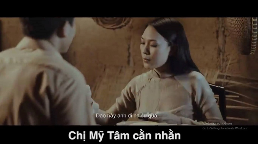 Fan My Tam che 'Dung hoi em' phien ban ta thuc hai huoc hinh anh 1