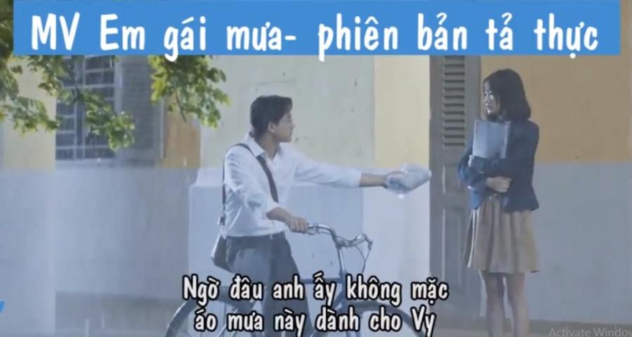 Fan My Tam che 'Dung hoi em' phien ban ta thuc hai huoc hinh anh 2