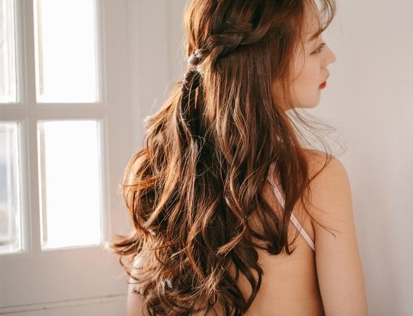 Gợi ý kiểu tóc siêu xinh cho ngày 20/10 mà nàng tóc ngắn hay dài đều có thể diện ngon ơ - Ảnh 11.