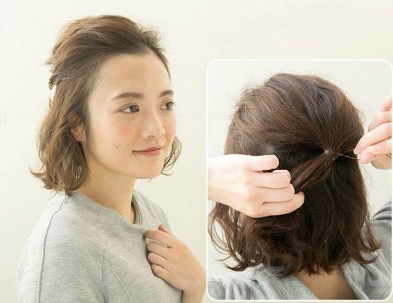 Gợi ý kiểu tóc siêu xinh cho ngày 20/10 mà nàng tóc ngắn hay dài đều có thể diện ngon ơ - Ảnh 17.