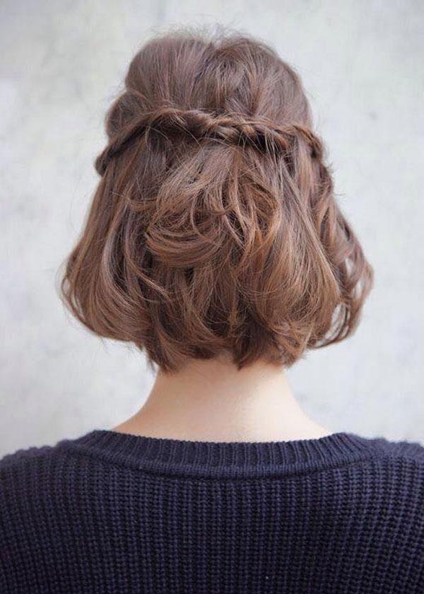 Gợi ý kiểu tóc siêu xinh cho ngày 20/10 mà nàng tóc ngắn hay dài đều có thể diện ngon ơ - Ảnh 20.