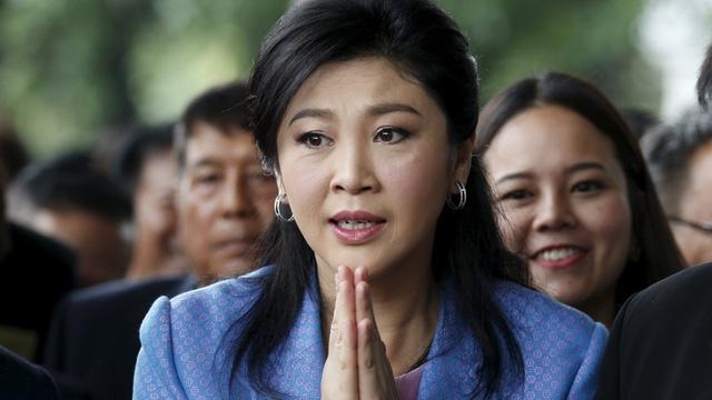 Cựu Thủ tướng Yingluck Shinawatra (Ảnh: Reuters)
