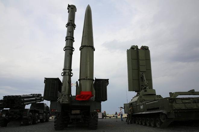 Mục đích thực sự của việc Nga chế tạo bản Iskander lạ? - Ảnh 1.