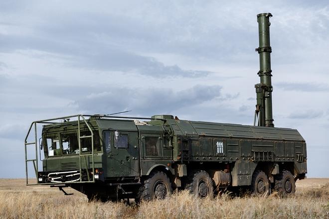 Mục đích thực sự của việc Nga chế tạo bản Iskander lạ? - Ảnh 2.