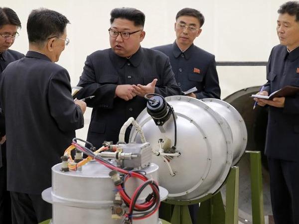 Tình hình Triều TIên,vũ khí Triều Tiên