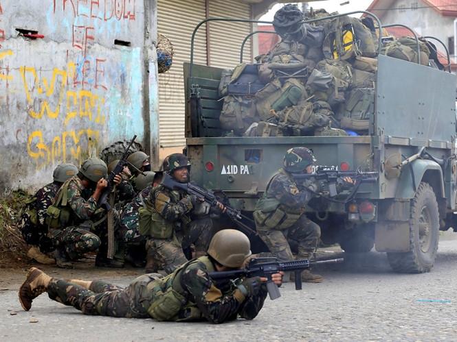 Tiêu điểm - Philippines bắt góa phụ tuyển người nước ngoài cho phiến quân trung thành IS