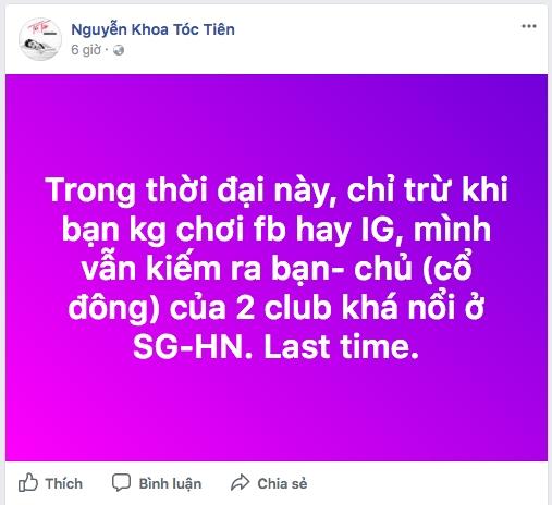 Tóc Tiên liên tục đăng status lấp lửng chuyện bị bầu show quỵt tiền gần nửa năm chưa trả? - Ảnh 1.