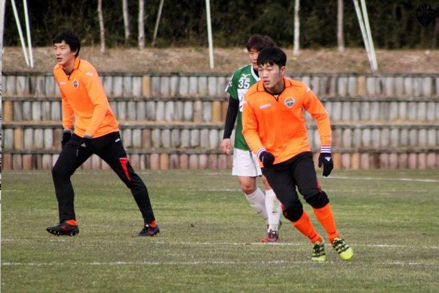 Xuân Trường sẽ hết hợp đồng với CLB Gangwon FC vào cuối mùa giải năm nay