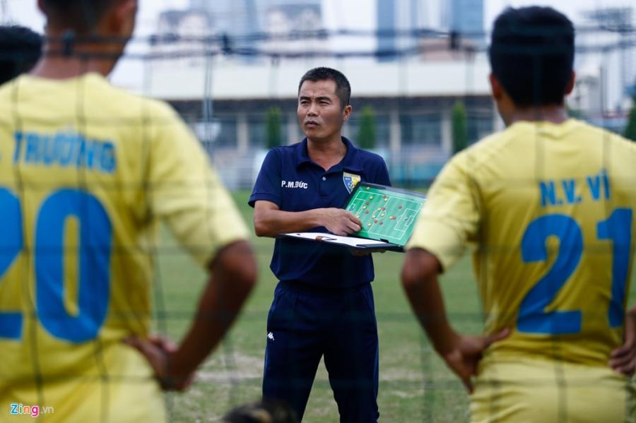 U19 Viet Nam thua trang 5 ban truoc doi tre Ha Noi hinh anh 2